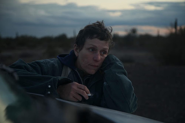 Frances McDormand. Fotograma de Fox Searchlight Pictures.