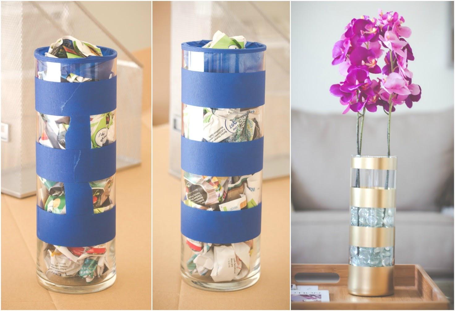 Home Decor Ideas Using Spray Paint