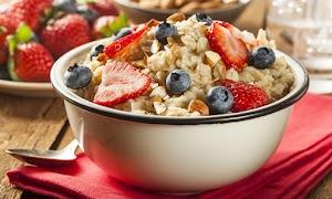Segudang Manfaat Oatmeal Buat Kesehatan