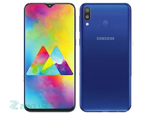 Cara Flashing Samsung galaxy M20 SM-M205G