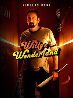 Willy's Wonderland [2021] [DVDR] [NTSC] [Latino]