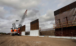 Contract Award for New Border Wall System in the Rio Grande Valley