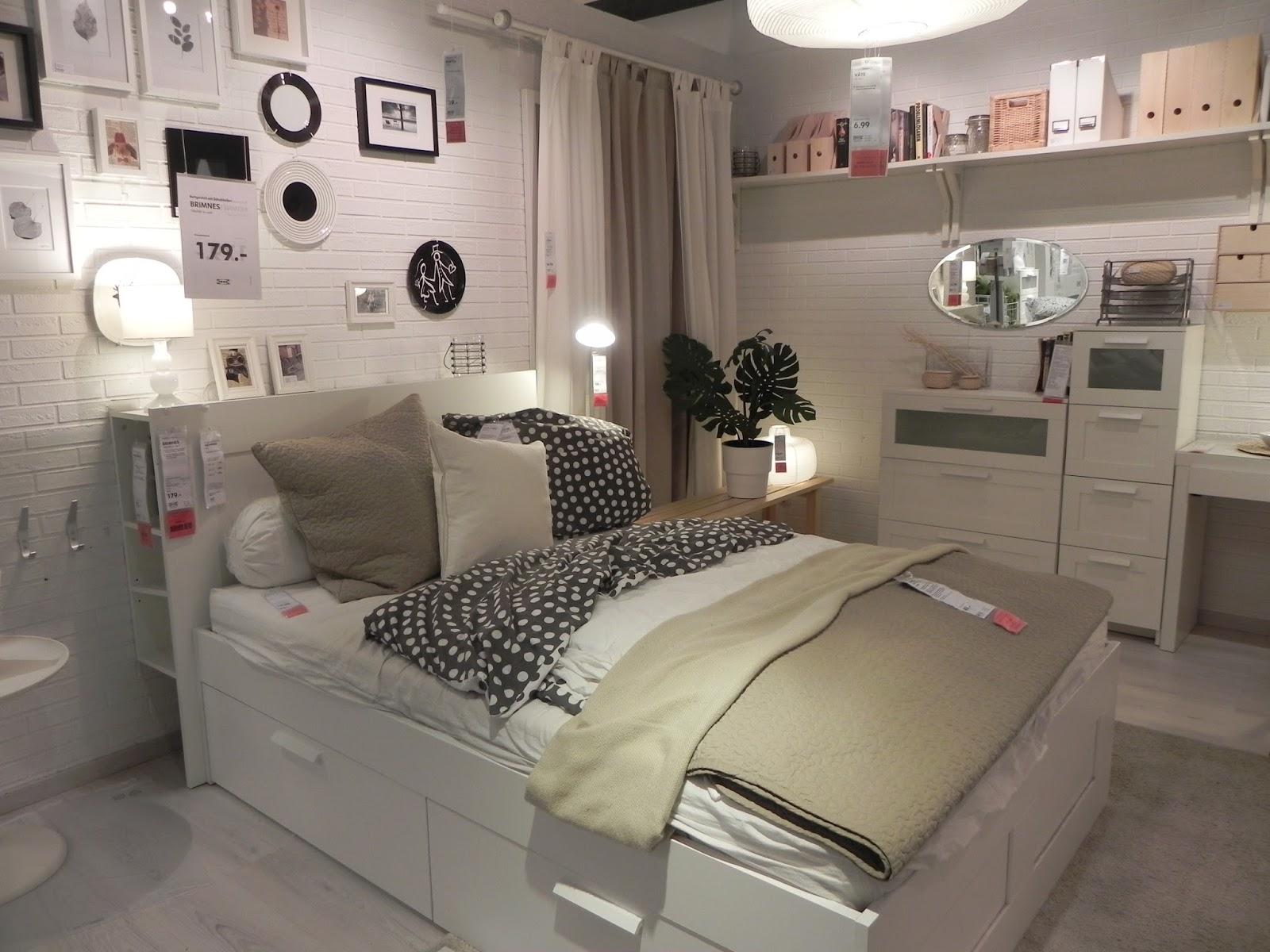 Die Schönsten Ideen Für Dein Ikea Schlafzimmer In 2019: Beste Zimmer Einrichten Ikea