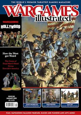 Wargames Illustrated 363, January 2018