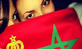 المراة المغربية