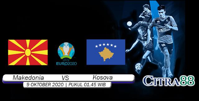 Prediksi Bola North Makedonia vs Kosova 09 Oktober 2020