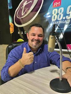 Cantagalo sintonize FM 88.9 - PONCIANO ABREU