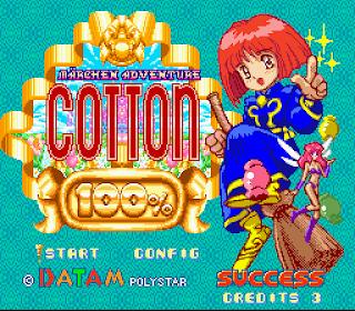 Marchen Adventure Cotton