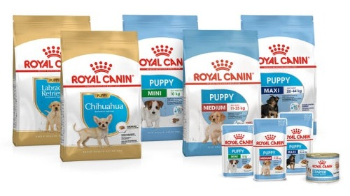 Royal Canin puppy voer