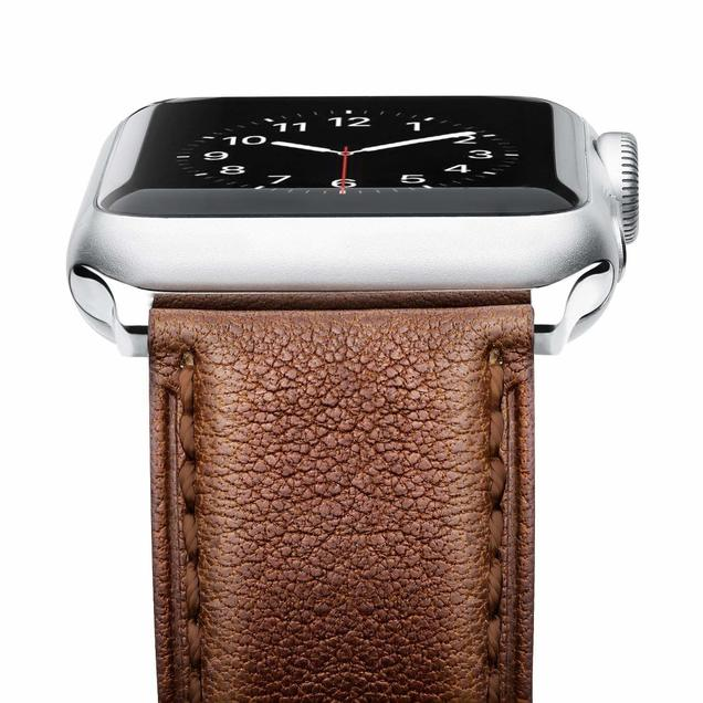 Save 70% On Genuine Leather Band For Apple Watch
