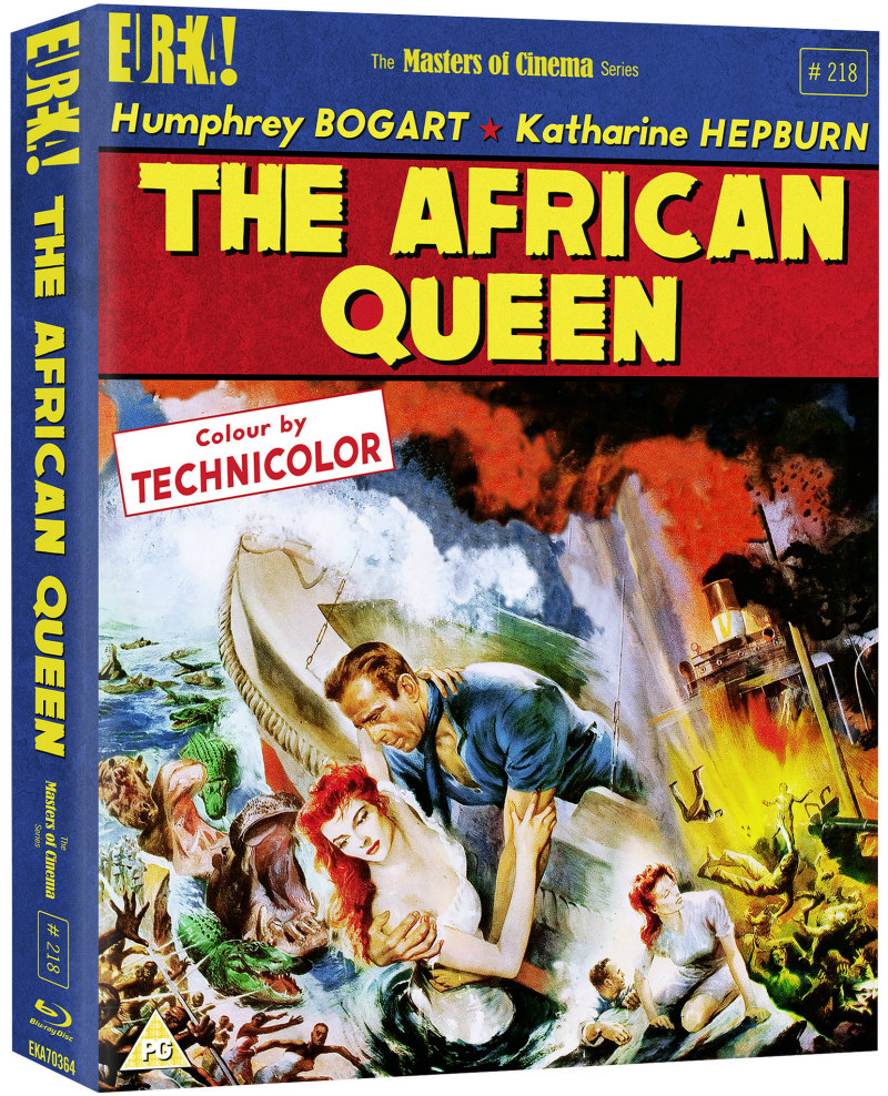 the african queen bluray