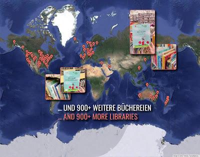 """Bilderbuch """"Bin ich klein?"""" in 900+ Bibliotheken weltweit verfügbar"""