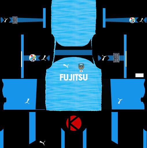3c21a6e7a12 Kawasaki Frontale 川崎フロンターレ kits 2017 - Dream League Soccer ...