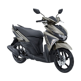 Kredit Motor Yamaha Mio Soul GT 125 eagle eye blue core di solo