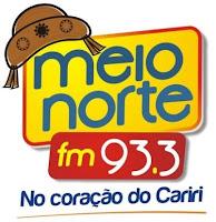 Rádio FM Meio Norte de Brejo Santo Ceará ao vivo na net...