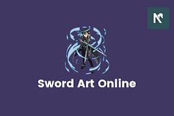12 Anime Mirip Sword Art Online, Anime Tentang Game!