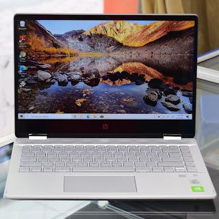 HP Pavilion X360 Core i5 Gen10 TouchScreen Dual VGA