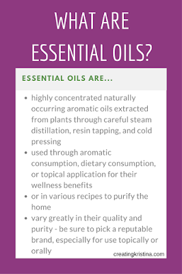 What Are Essential Oils - 25 Essential Oil DIYs RoundUp