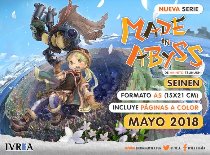 Made in Abyss Ivrea
