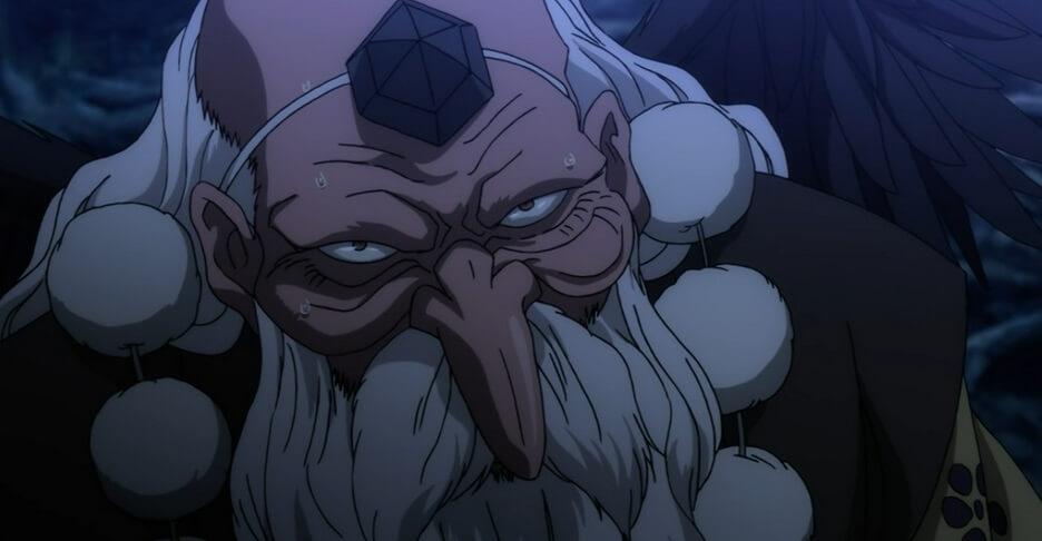 great tengu of Nurarihyon no Mago
