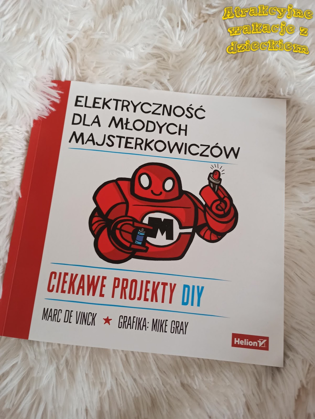 Elektryczność dla młodych majsterkowiczów - Helion