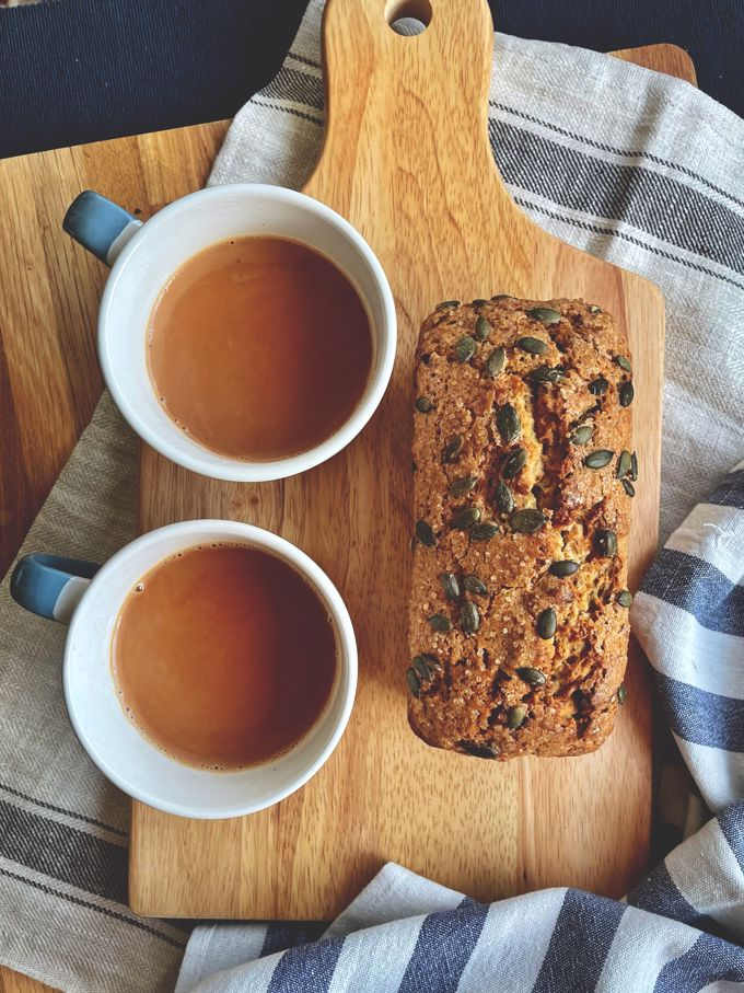 Kousa Sweet Bread | Baby Marrow Loaf