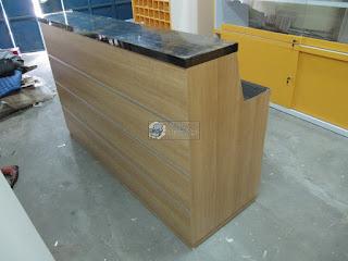 Semarang Furniture -  Meja Customer Service