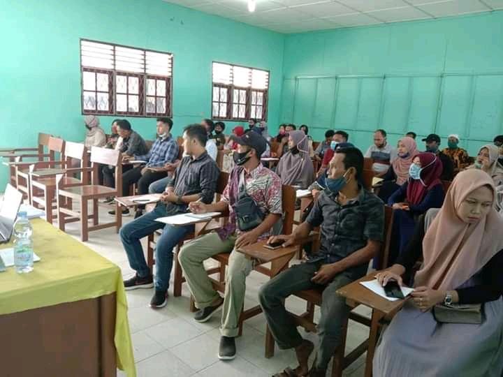 KPUD Labuhan Batu, PPK Kecamatan Rantau Utara  Melaksanakan Bimbingan Teknis Lanjutan PUTUNGSURA