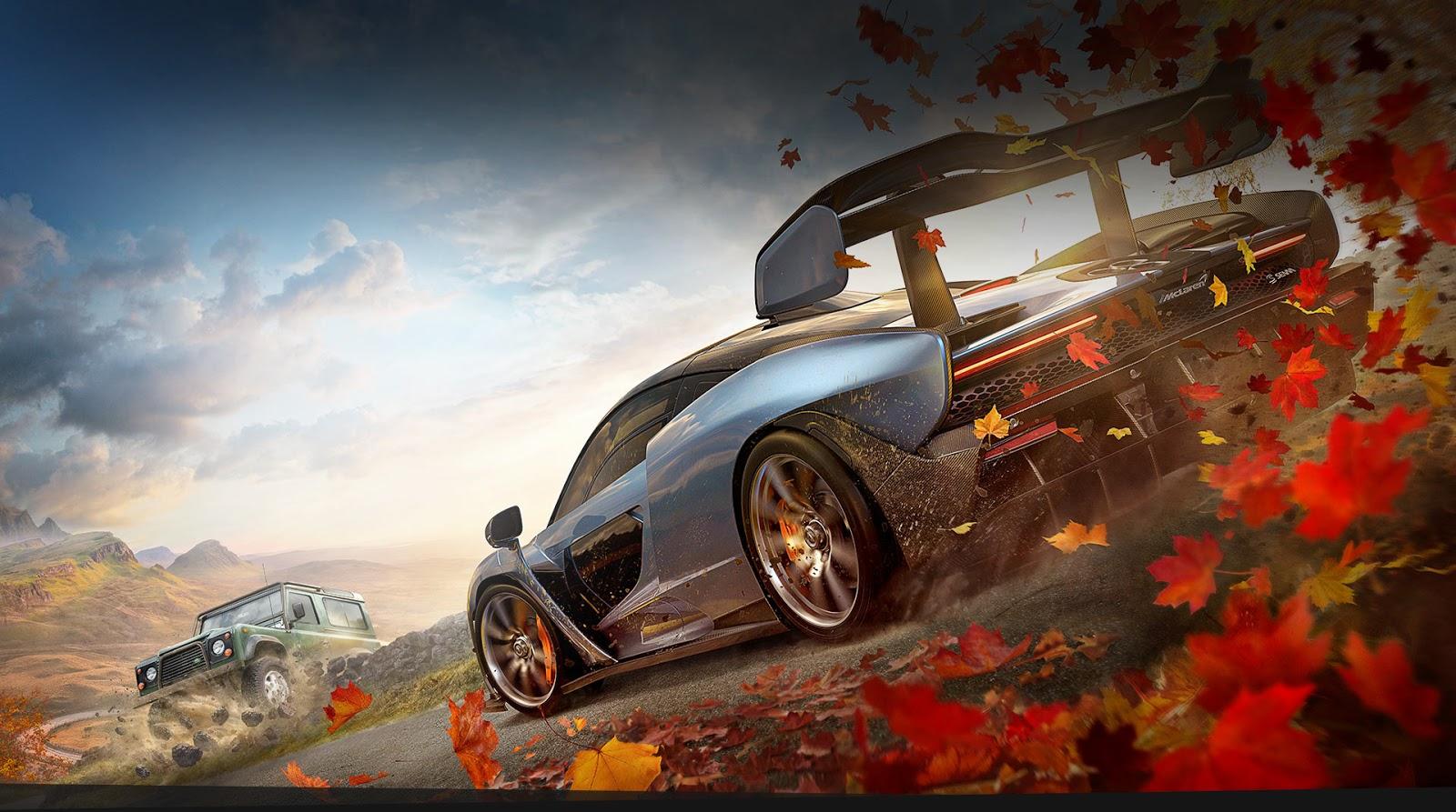 كل ما تحتاج معرفته حول لعبة Forza Horizon 4
