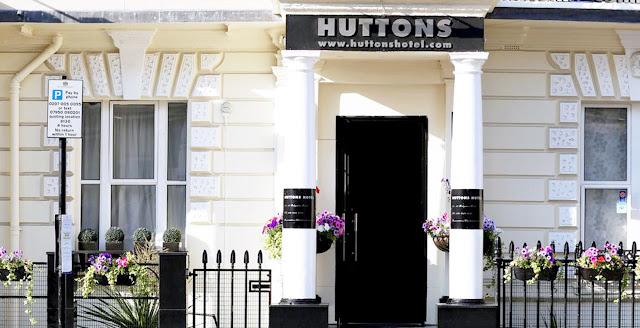 Voyage à Londres - Hôtel The Huttons
