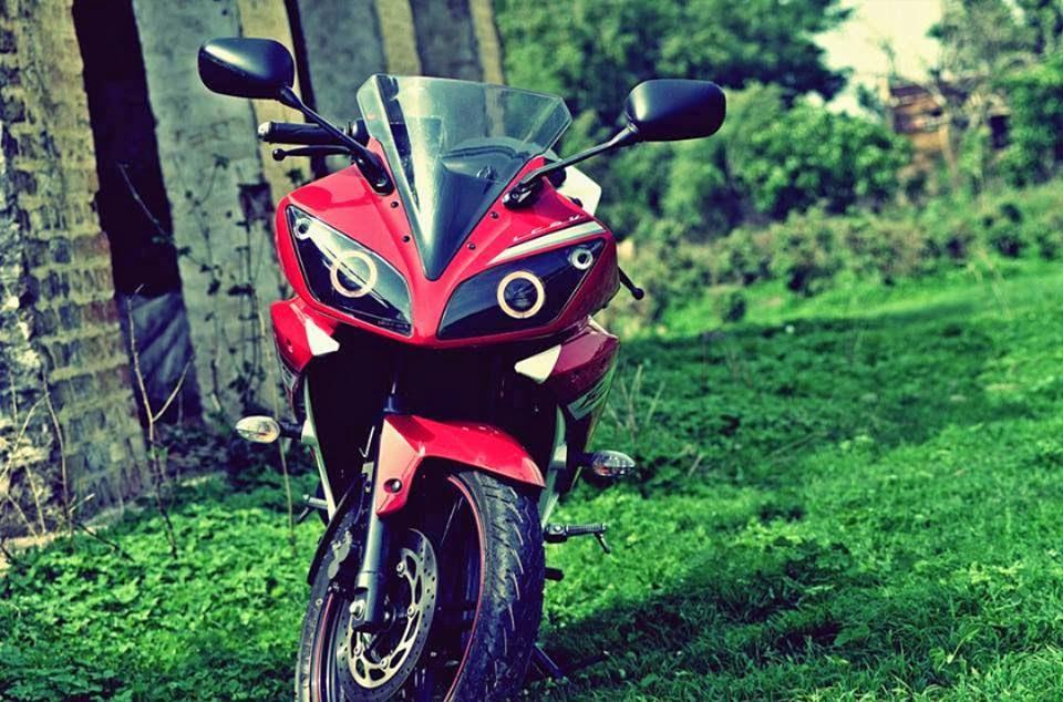Yamaha R15 Engelske Øjne Pris I Indien