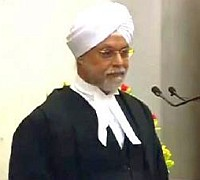 Justice Khehar 44th Chief Justice of India