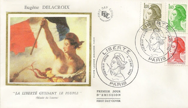 Eugene Delacroix la liberte guidant le peuple