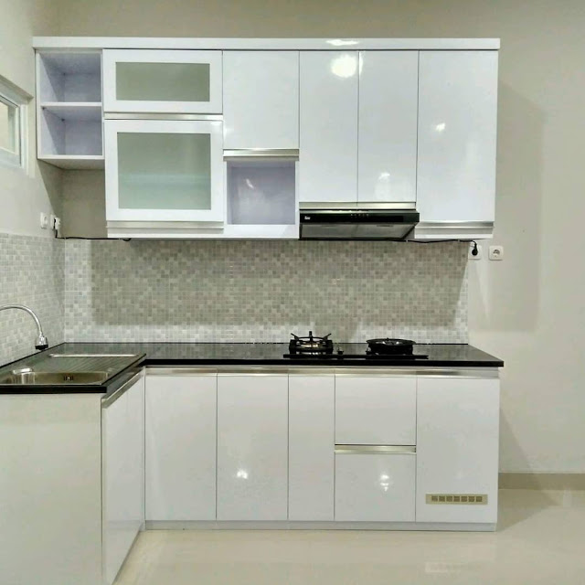 Jasa Kitchenset Aluminium Gresik