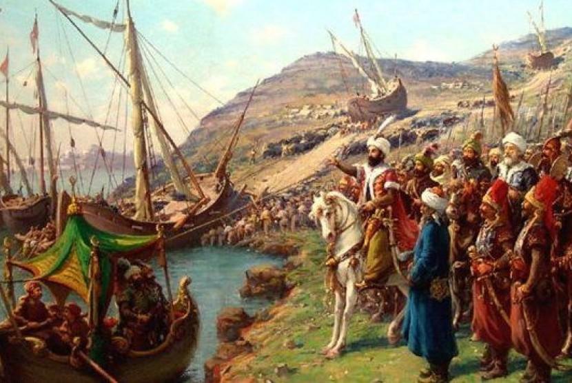 Turki Usmani jadi Pusat Peradaban Dunia dan Islam di abad ke-14