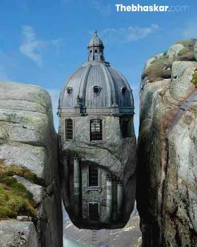 strange houses in the world