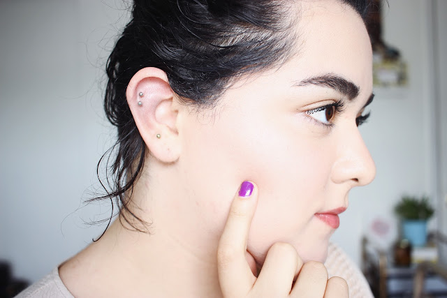 5 Things Your Should Know About Getting a Double Helix Piercing