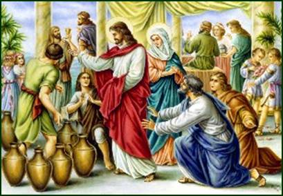 Lessons From The Wedding Of Cana