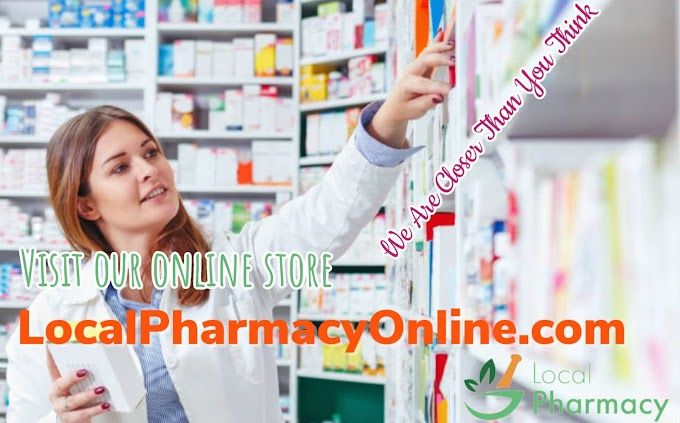 Buy Your Prescription Medicine at Your Local Pharmacy Online