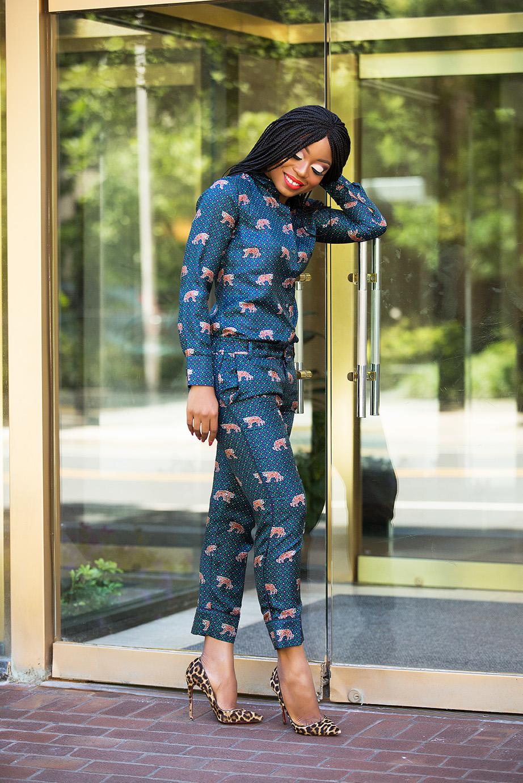 pajama style, www.jadore-fashion.com