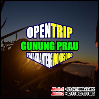 Open Trip Gunung Prau Via Patak Banteng 2H1M 2021