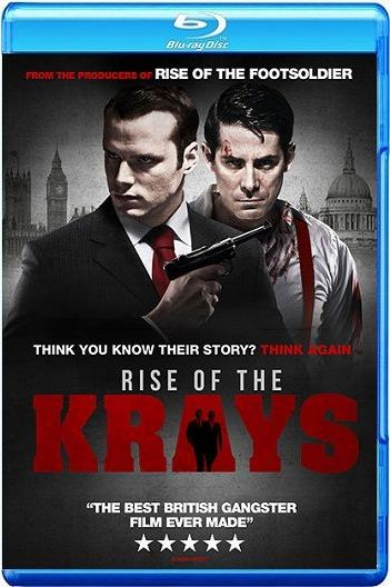 The Rise of the Krays (2015) BluRay 720p x264 800MB