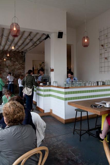Melbourne Cafes Photo Blog Coin Laundry Cafe