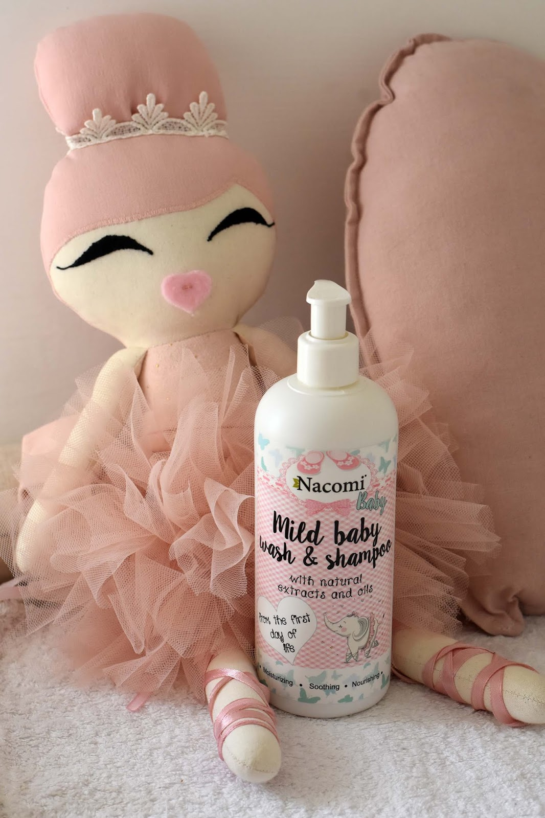 baby doccia shampoo