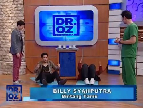 Dr. OZ Indonesia: Tips Kiat Mengecilkan Perut ala Dr.Oz ...