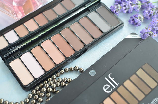 E.l.f  Eyeshadow Palette Mad for Matte