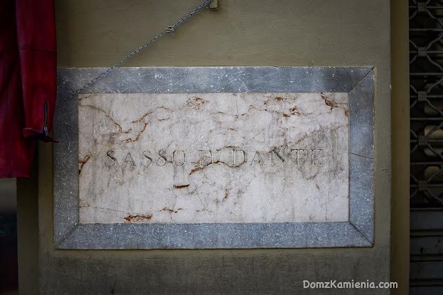 Kamień Dantego - Sekrety Florencji