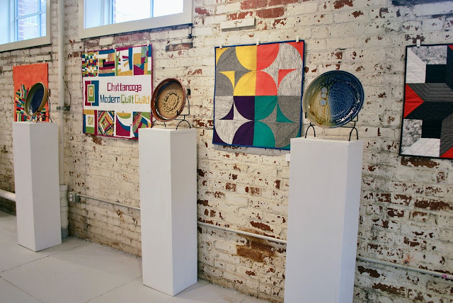 Modern quilts featured in local exhibition
