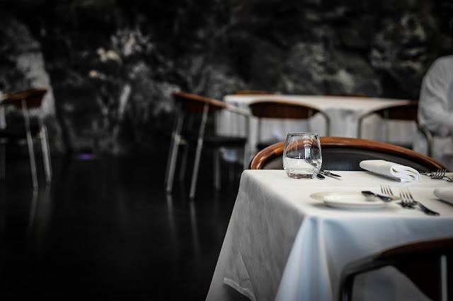Lava Restaurant, Blue Lagoon, Iceland