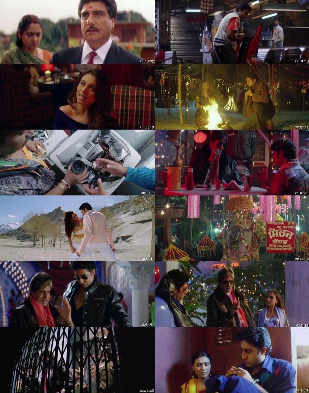 Bunty Aur Babli 2005 Full Hindi Movie Online Watch HDRip 720p